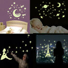 Styles Luminous Wall Sticker Glow In The Dark Star Decal Baby Kids Room Decor Je