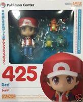 New Good Smile Company Nendoroid Pokemon Center Original Red PVC From Japan