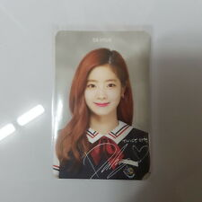 Twice Skoolooks Ver.2 DAHYUN Official Photo Card Photocard K-POP