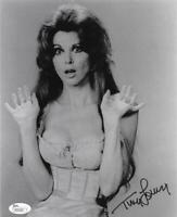 Tina Louise signed 8x10 b&w photo Gilligan's Island TV star Ginger autograph JSA