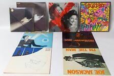 Joe Jackson Vinyl Lot - 8 Albums - Look Sharp, Beat Crazy, I'm The Man + MORE!!!
