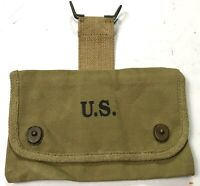 WWI US M1917 SPARE AMMO CARRY POUCH