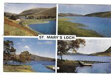 Postcard -  ST MARYS LOCH     (FILE REFERENCE  A8)