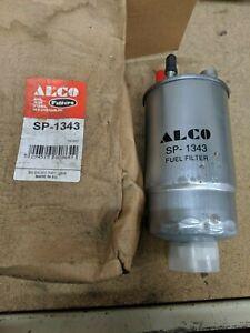 ALCO FUEL FILTER SP1343 FITS FIAT DUPLO FORD KA