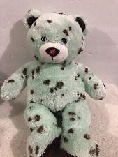 """Build A Bear Workshop 17"""" Mint Chocolate Chip Jonas Brothers Teddy Bear"""
