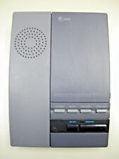 Vintage AT&T 1316 Answering Machine System - Microcassette Tapes