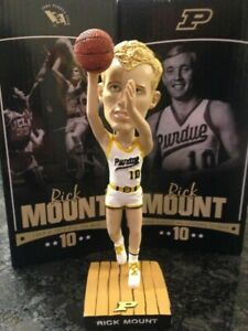 Purdue University 2016 Rick Mount Big-Ten Scoring Champion SGA bobblehead bobble