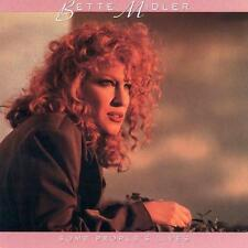 BETTE MIDLER - Some People's Lives (CD 1990) USA First Edition EXC