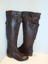 Reba NWOB Womens Reba Stand Brown Boots Shoes 6.5 Medium NEW
