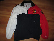 Vintage DeLong Eastern Mass NHL OTTAWA SENATORS (3XL) Jacket COACH MARTY