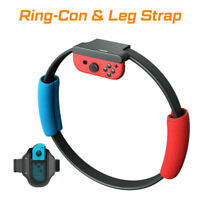 Ring Con For Nintend Switch Fitness Ring Fit Adventure Game Magic Circle NEW