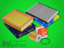 Paquete de Inspección VW Golf III VR6 2,8 2,9 hasta 12/1995 Aire Aceite- Activo