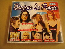 2-CD BOX / BONJOUR LA FRANCE - VOL.4