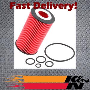 K&N PS-7004 Oil Filter suits Mercedes-Benz CLK500 (C209) M113.968