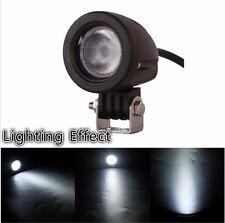 1PC 10W Cree LED Work Light Flood Lamp Driving Fog 12V Car Motorcycle Boat ATV
