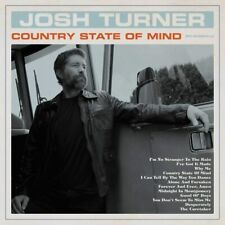 JOSH TURNER COUNTRY STATE OF MIND CD (Released August 21st 2020) IN STOCK