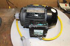 Brook Compton Motor  Invensys  W-DA80MG-C   1/2 Hp  Selfeeder Motor