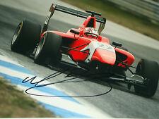"MITCH Evans firmato, GP3 CHAMPION 2012 con MW Arden, ""MARK Webber Protege"""
