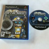 Metal Arms: Glitch In The System / Boxed / Playstation 2 PS2 / PAL