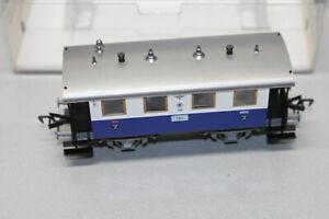 Fleischmann 5053 2-Achser Passenger Car Edelweissbahn Gauge H0 Boxed