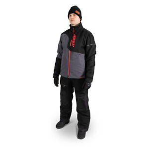 2021 509 Range Snowmobile Jacket Insulated 5Tech