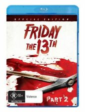 Friday The 13th - Part 2 (Blu-ray, 2009)
