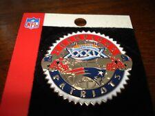 Super Bowl 39 Champions New England Patriots Pin