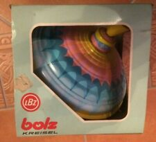 Spinning Top BOLZ KREISEL TOP TOUPIE Made in Germany never used at original box