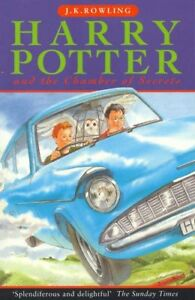 Harry Potter and the Chamber of Secrets (Book 2)-J. K. Rowling