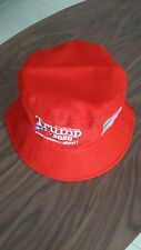 Red Bucket President Donald Trump  Hat -2020 - KEEP AMERICA GREAT