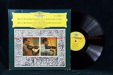 Deutsche Grammophon 138 820 Bach David Igor Oistrach Violin NM/NM~J:VG+