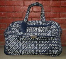 """Carry On Rolling Bag By Anne Klein  21"""""""