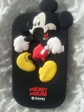 AU- SILICONE CASE MICKEY1 FOR SAMSUNG GALAXY FAME S6810