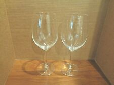 Collection of 2 Lenox glasses