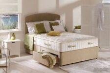 Solid Wood Medium Pocket Sprung Beds Mattresses
