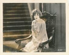 MILDRED DAVIS Original Vintage '27 TOO MANY CROOKS Paramount Studio Silent Photo