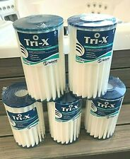 HotSpring Spas TRI-X Filters FIVE (5) Pack 73178 - 65 Square Feet EACH