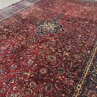 Finest Quality Agra 10x17 Rug, Museum Piece, Handmade In India, Manchester Wool
