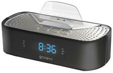 CLOCK RADIO WITH USB CHARGE PORT (1A) - GV-SP406-BK