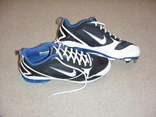 David Wright Signed Nike Game Cleats 2012 New York Mets