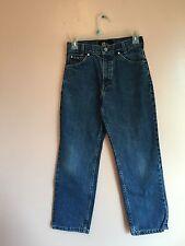 Arizona Original  jean company Boys size 12 dark blue denim pants pants