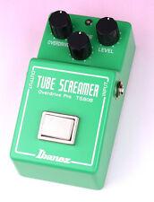 Brand New Ibanez TS808 Vintage Tube Screamer Reissue Overdrive Guitar FX pedal