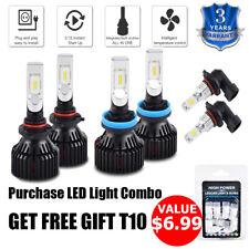 For Ford F1502015-2017 6x Combo H11 9005 9140 LED Headlight Fog Light Bulbs Kit