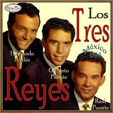 LOS TRES REYES Mexico Collection CD #94/100 - MEXICAN Trio Bolero Pasillo Vals