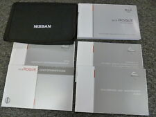 2013 Nissan Rogue SUV Owner Owner's Manual  User Guide Book S SV AWD 2.5L