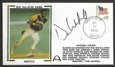 Pete Rose Autographed 1979 All Star Gateway Stamp Envelope Seattle Postmark