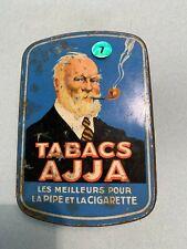 ancienne boite à tabac ajja - lot 7 JB