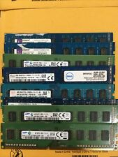 New listing (Lot of 8) 4Gb Mixed Brand / Mixed Speed Ddr3 Desktop Memory Ram