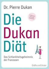 Die Dukan Diät von Pierre Dukan (Buch) NEU