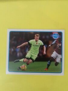 Kevin De Bruyne We are the champions 2016-17 TEKMA stickers #46